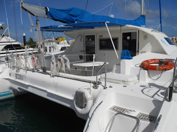 catamaran puerto morelos