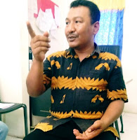 Marwan Akui DPA UPT Pasar Amahami Tidak Ada Alokasi Dana untuk Pengelolaan Sampah