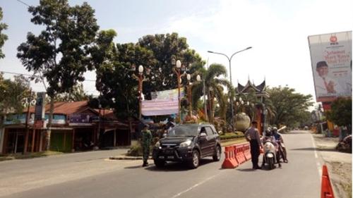 PPKM Level 4 di Luar Jawa-Bali Diperpanjang hingga 23 Agustus, Termasuk Kota Padang