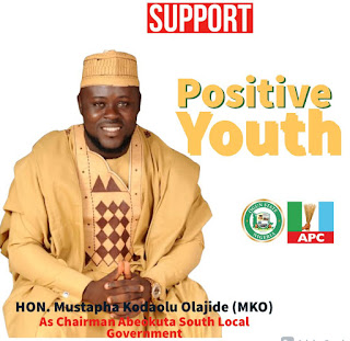 LG Poll : Ogun Youth Endorse MKO As next Chairman Of Abeokuta South LG