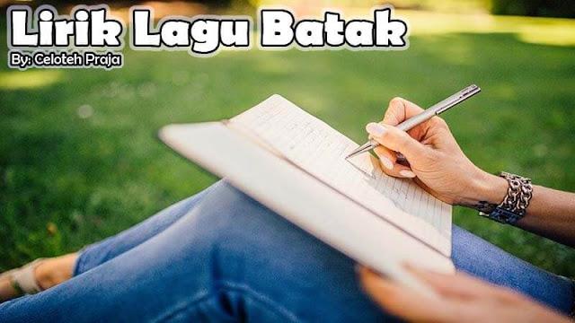 Lirik Lagu Batak Tona Ni Tao |Nunga Leleng Ahu Di Son By Viky Sianipar And Tongam Sirait