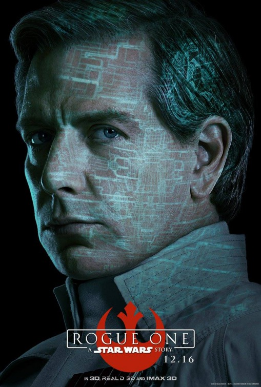Rogue One Director Krennic movie poster