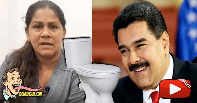 Maduro sobre Venezolana abusada en Argentina : Eso le pasa por irse a lavar baños