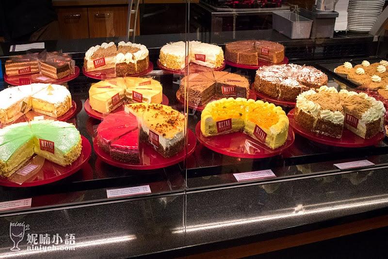 【琉森美食】Bakery Heini Luzern。只有琉森才喝得到的連鎖咖啡廳