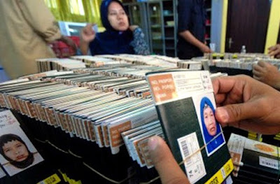 Paspor Calhaj Depok Masih 5 Persen Belum Terpenuhi