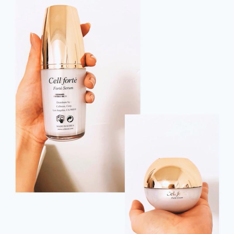 Cell Forte skincare reviews
