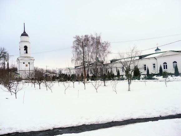 Самарський Свято-Миколаївський монастир. Сад