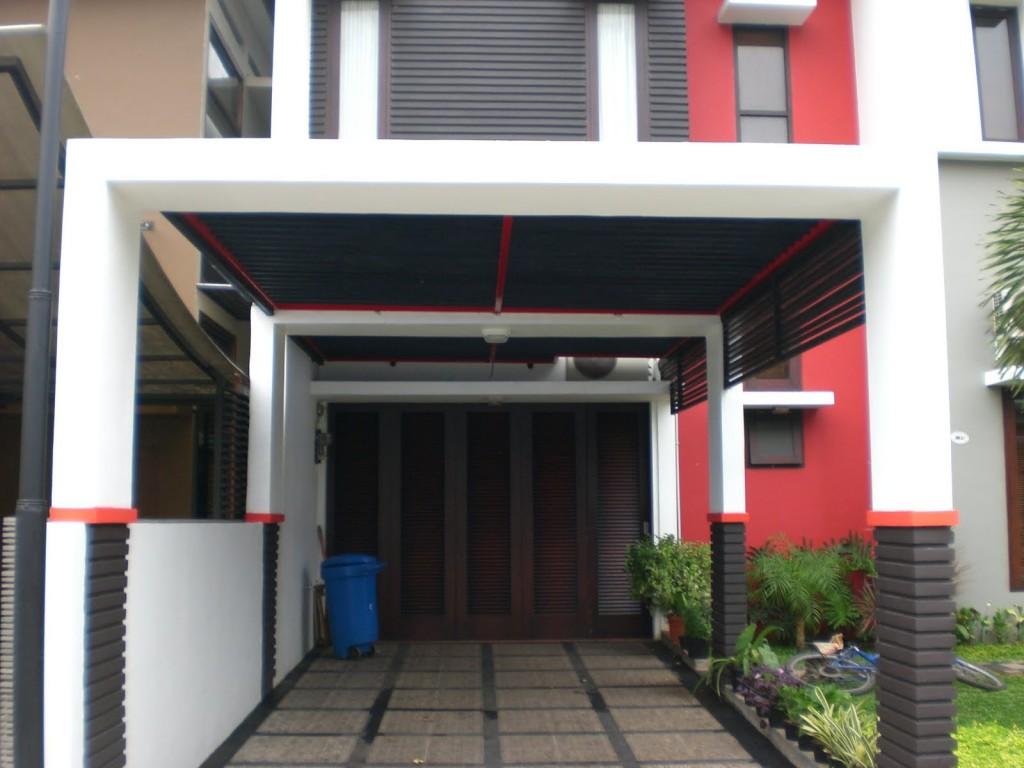 Gambar Carport Minimalis Pengganti Garaj
