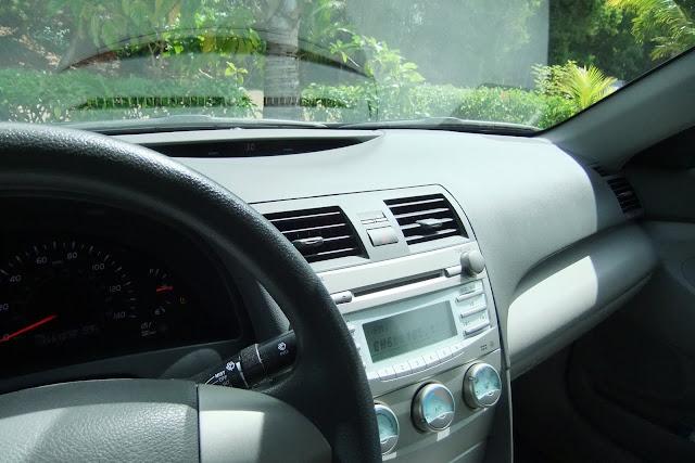 toyota-camry-interior トヨタカムリ内装
