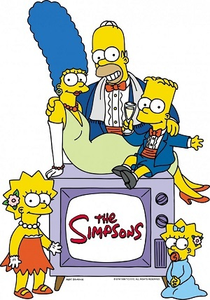 Os Simpsons - 30ª temporada Legendada Desenhos Torrent Download capa