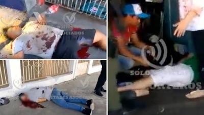 Balacera en Poza Rica deja almenos 3 muertos la tarde de este Jueves