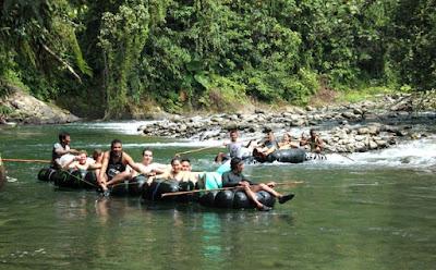 Wisata Bukit lawang sumatera