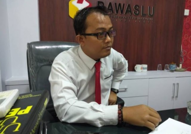 Bawaslu Jambi Awasi Secara Ketat Rekrutmen Penyelenggara Pemilu