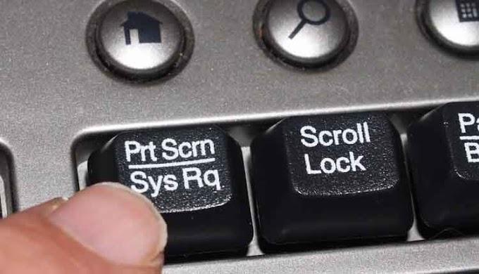 3 Cara Screenshot di Laptop dan PC Windows
