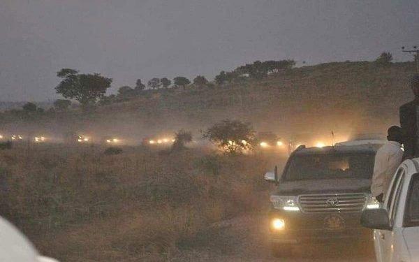 Again, Boko Haram Attacks Zulum's convoy, Kills 15 Security Operatives