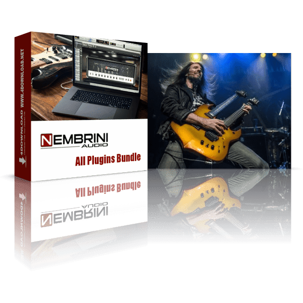 Nembrini Audio All Plugins Bundle 2020.4 Full version