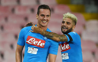Serie A Napoli Bologna 3-1 17/09/16 highlights