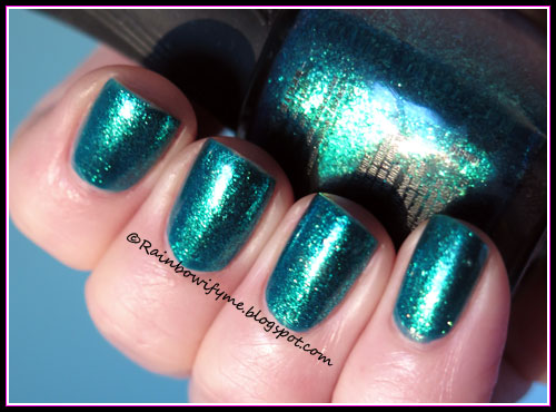 Quo by Orly ~ Turquoise Moonlight