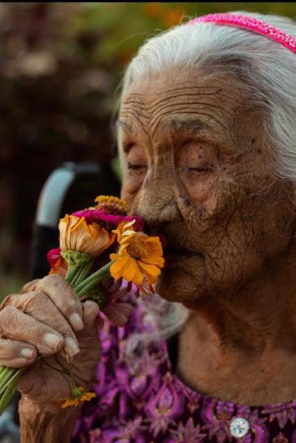 Festa em Caraúbas! Thereza da verdura comemora 102 anos de vida