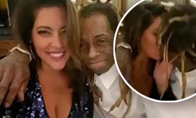 Denise Bidot & Lil Wayne