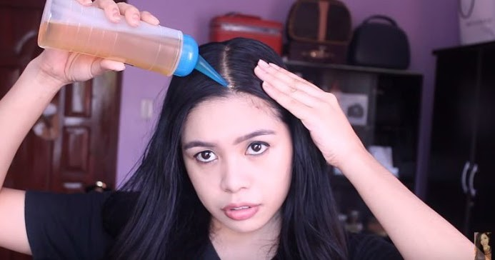 prevent hair loss with this 3 ingredient diy beauty