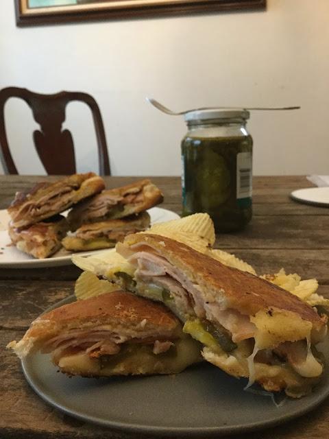 Cuban Medianoche Sandwiches