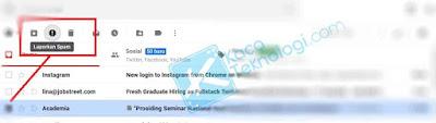 Cara Menghilangkan Spam Email Masuk di Gmail 2020, cara menghapus spam email andoird, menghentikan spam email yang masuk, menghilangkan notifikasi email sampah, penyebab email spam masuk, cara menghapus spam email.