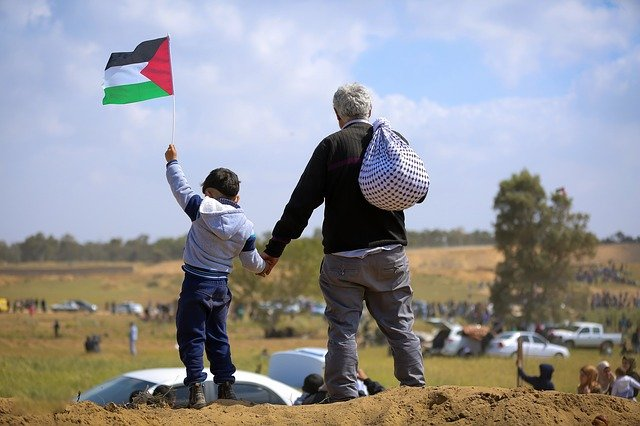 Doaku untuk Palestina