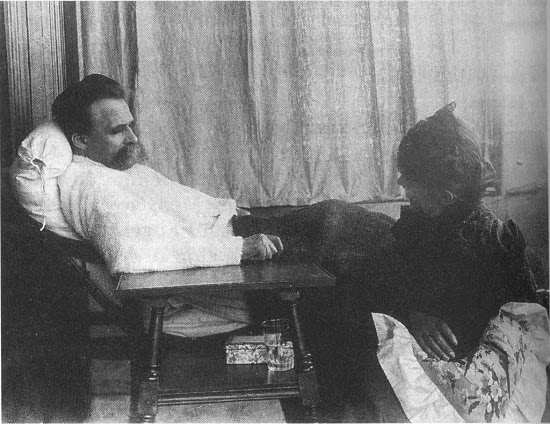 Friedrich Nietzsche |  Mi hermana y yo (PDF)