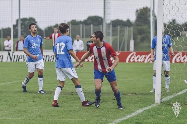 Oficial: Sporting B, firma Jordi Pola