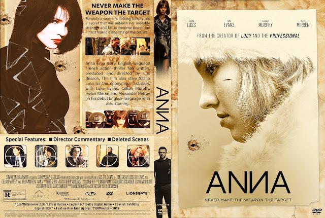 Anna DVD Cover