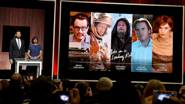 Oscar 2016 : Lets take a look at Winners