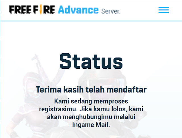 Download Advance Server ff 2019 Desember dan Update Fiture Terbaru