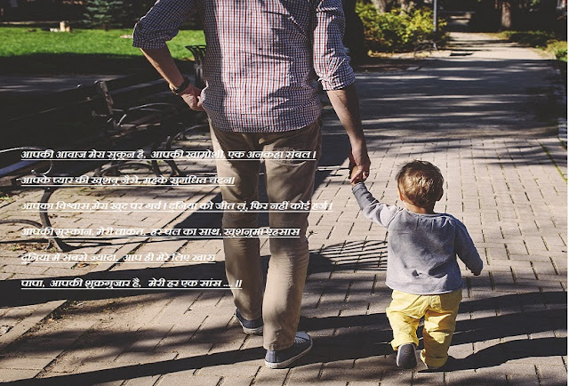 Fathers Day Poem Hindi From Son