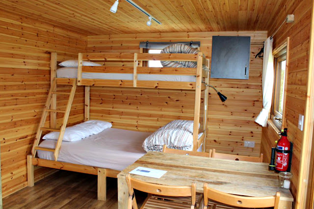 Anglesey Outdoors Eco Lodge Glamping