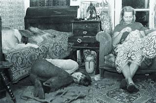 Elżbieta Kossak, matka Simony, lubiła życie na Dziedzince. fot. Lech Wilczek culture.pl