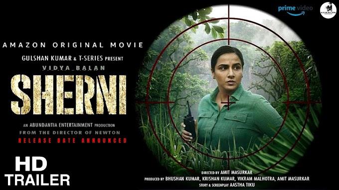 Sherni Full Movie Hindi Download 480p 720p Full Hd