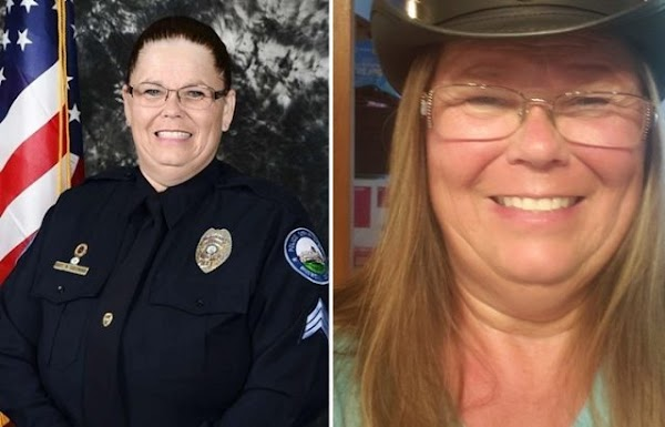 Veteran Female Cop Fired After Man Whines About Display In Her Yard