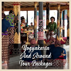 Yogyakarta and around tour
