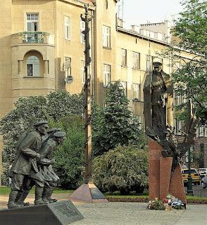 Pomnik Józefa Piłsudskiego Krakow