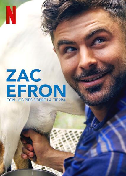 Zac Efron: Con los pies en la tierra (2020) Temporada 1 NF WEB-DL 1080p Latino