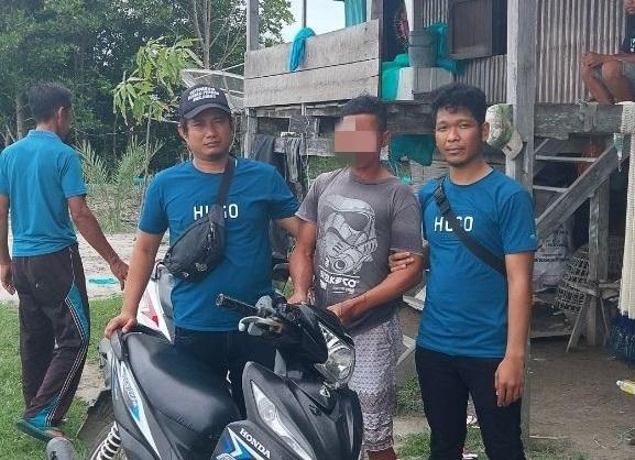 Diduga Jadi Penadah Motor Curian, Lelaki Asal Malangke Diamankan Polisi