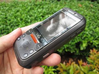 Hape Jadul Sony Ericsson W850 Walkman
