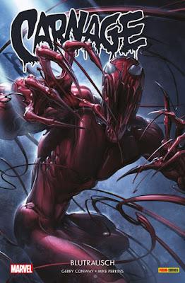 Marvel: Carnage - Blutrausch aus dem Panini-Verlag