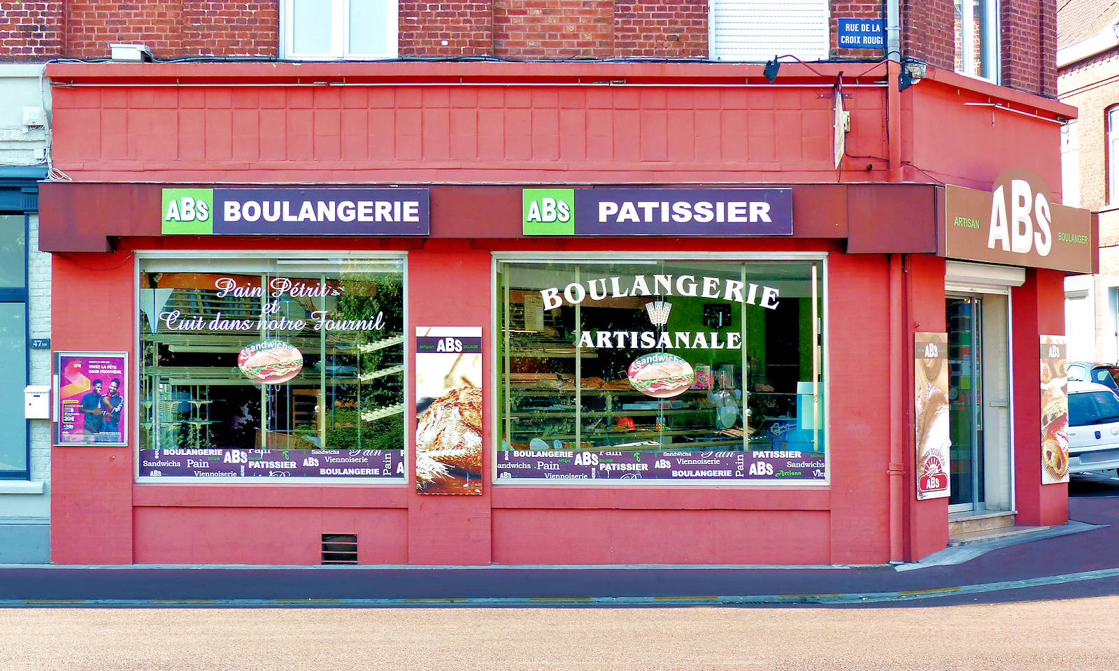 Boulangerie Pâtisserie ABS, Tourcoing Croix-Rouge