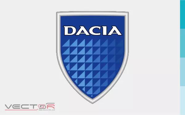 Automobile Dacia S.A. (2003) Logo - Download Vector File SVG (Scalable Vector Graphics)