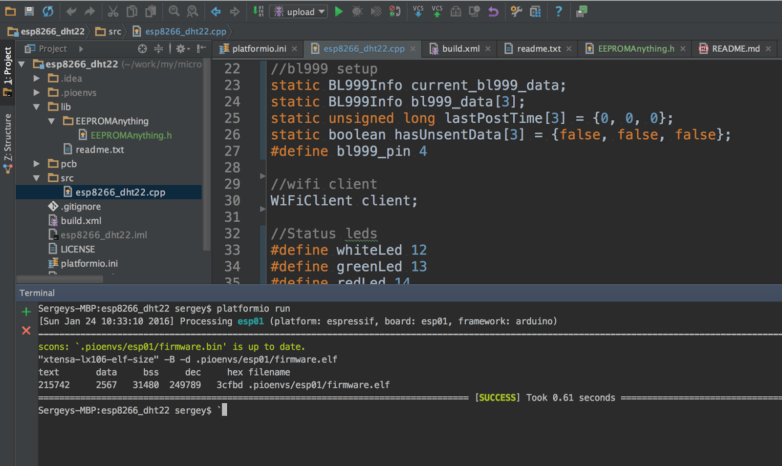 Just another dev blog: How to use IntelliJ IDEA to develop and