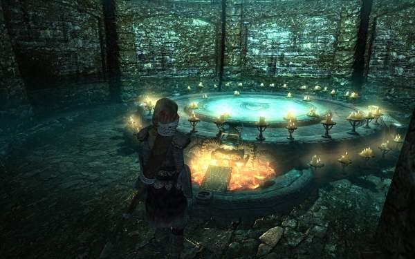 Skyrim Can You Craft Staves