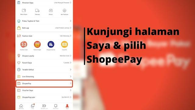 Cara Verfikasi Identitas di ShopeePay