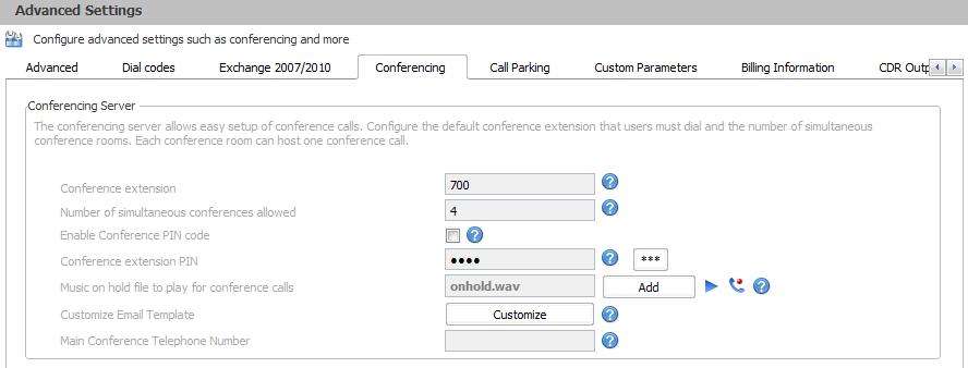 Creating calls and conferences using 3CX Call Control API